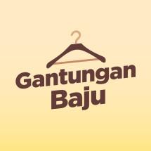 Logo gantungan baju