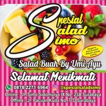 Logo spesial salad simo
