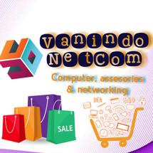 Vanindo Netcom Logo