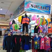 Sarang Shop Logo