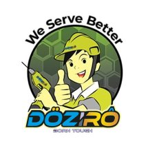Logo DOZIRO Official