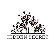 Logo Hidden Secret