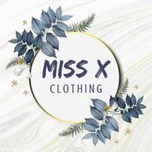 Logo Miss X Clothing