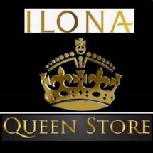 ILONA QUEENSTORE Logo
