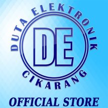 Logo duta elektronik cikarang