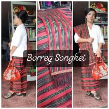 Logo Borreg Songket
