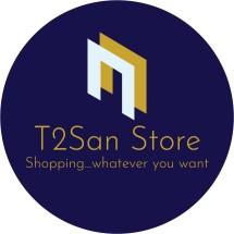 Logo T2San Store
