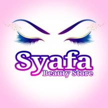 Logo Syafa Beauty Store