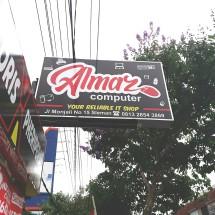 Almaz Komputer Logo