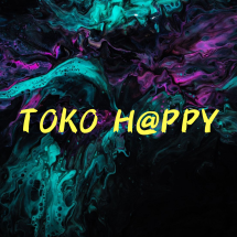 TOKO H@PPY Logo