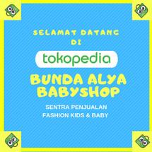 Logo bunda alya babyshop