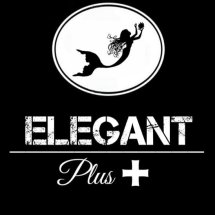 Logo elegant fashion plus