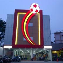 Logo Golden Goal Bks