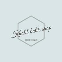 Logo KHOLIL BATIKshop
