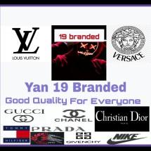 Yan 19 Branded Logo