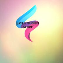 LAYLA MUSLIM STORE Logo