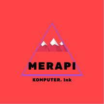 Logo merapi komputer