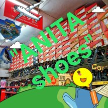 Logo ANITA shoes
