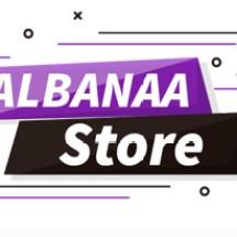 Logo Albanaa Store