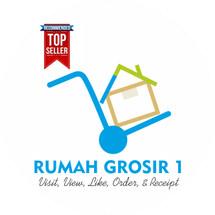 Logo Rumah Grosir Murahku