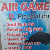 AIR GAME STATION