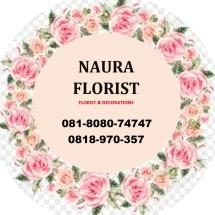 Logo NAURAFLORIST