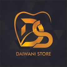 Logo Daiwani Store