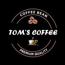 Logo Tom's_Coffee