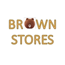 Logo Brown Stores
