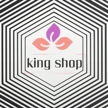 Logo king~shopp