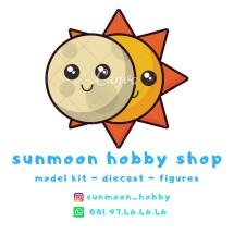 SuNMoon Hobby Shop Logo