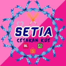 Cetakan Kue Setia Logo