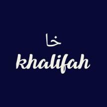 Khalifah Store Id Logo