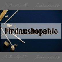 Firdaushopable Logo