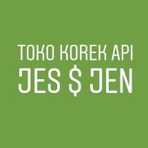 jes $ jen Logo