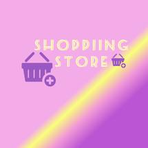 Logo shoppiing_store