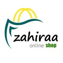 Logo zahiraa_shop
