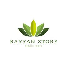 Logo Bayyan Store