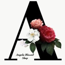 Logo Angela blessed