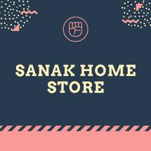 Logo sanak home store