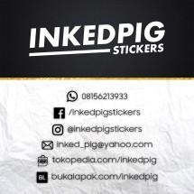 Logo Inked Pig