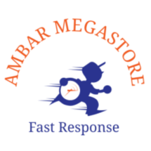 Logo Ambar Megastore