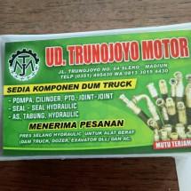 UD Trunojoyo Motor Logo