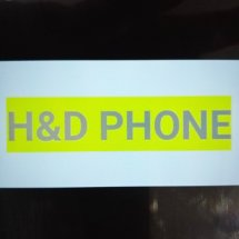 Logo H&D PHONE