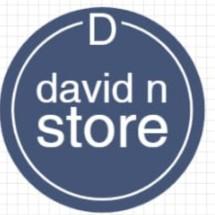 Logo david n store