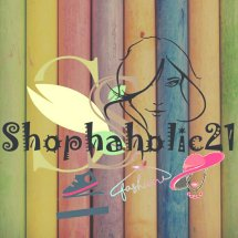 Logo shophaholic21