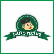 Logo DISTRO PECI NU