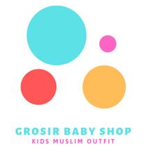 Logo Grosir-Baby Shop