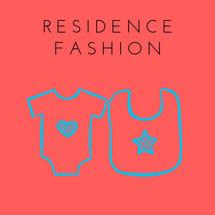 Logo Residence fashion