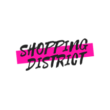 Shopping District Logo